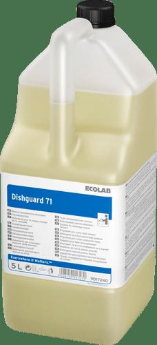 Ecolab Dishguard 71 | Fles 2 x 5 liter