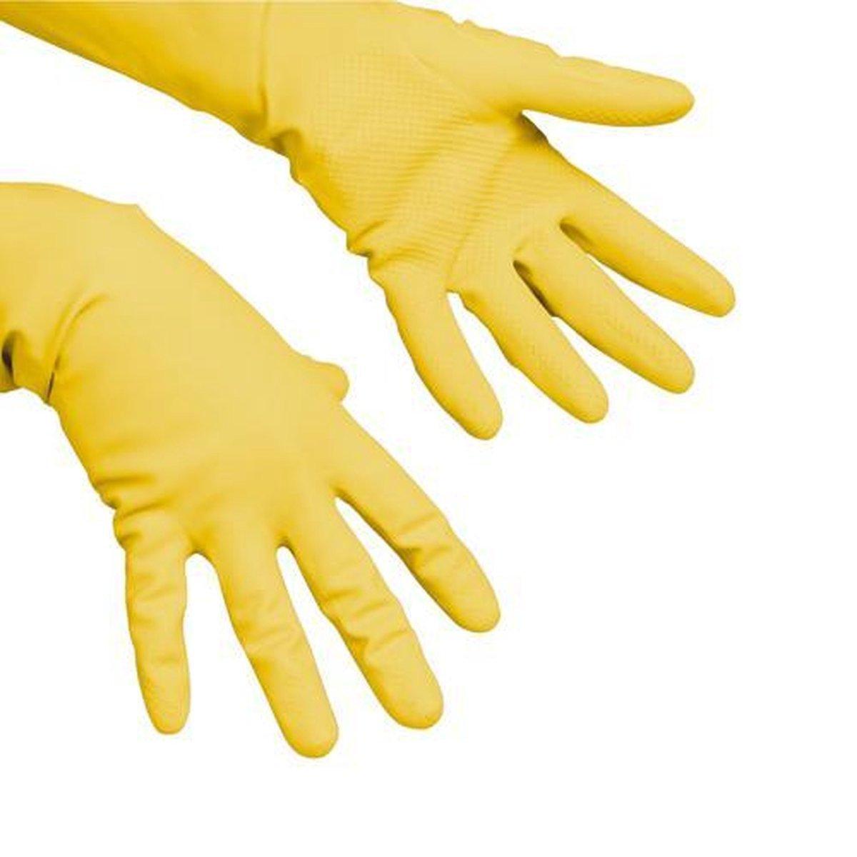 Vileda Handschoen Multipurpose Geel Maat L