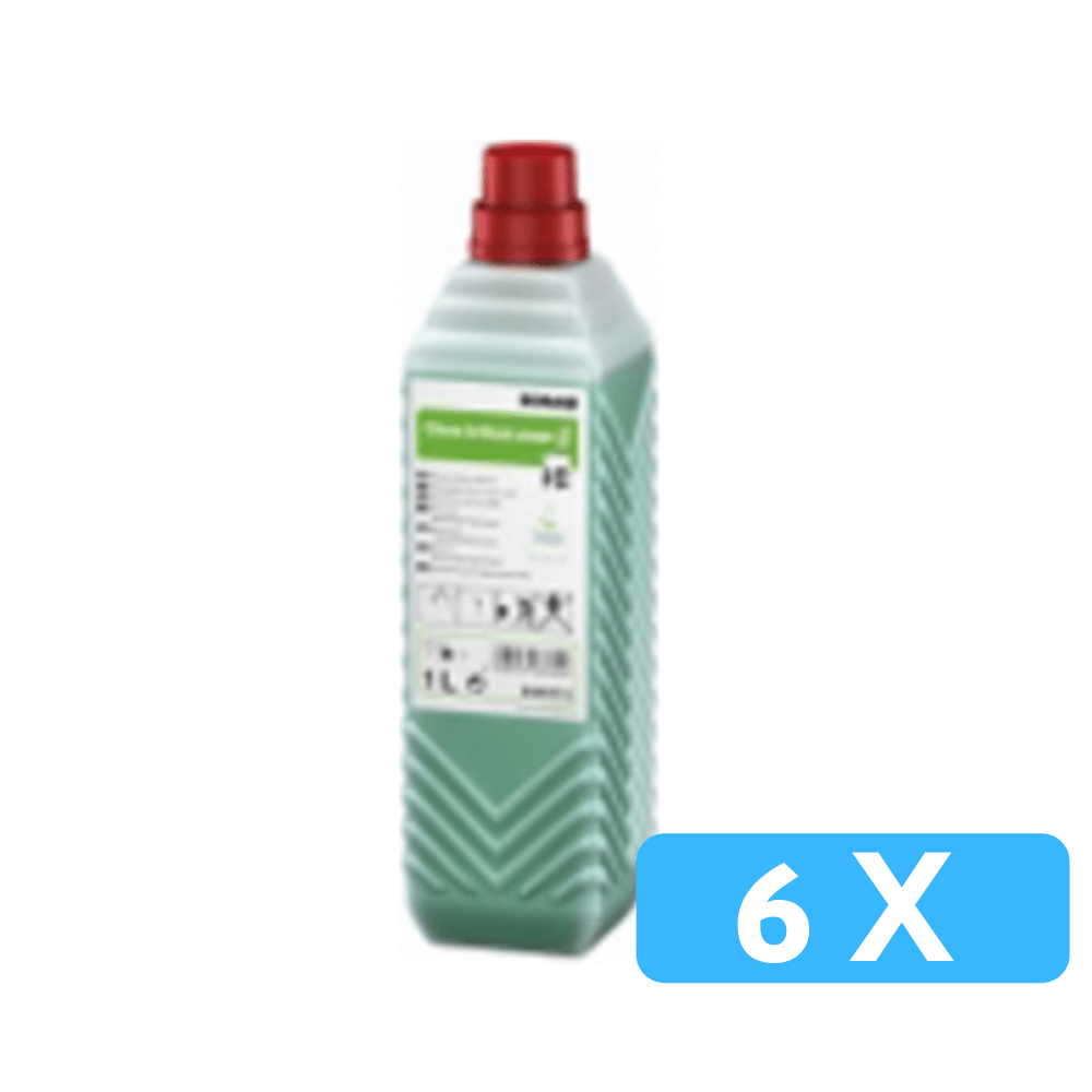 Ecolab Gloss Brilliant Clean S Refill 6 x 1 liter