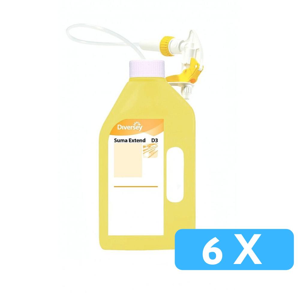 Suma Extend D3 ontvetter 6 x 2 liter