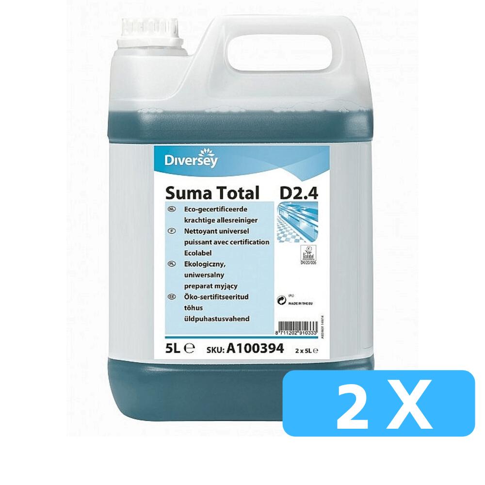 Suma Total D2.4 allesreiniger 2 x 5 liter