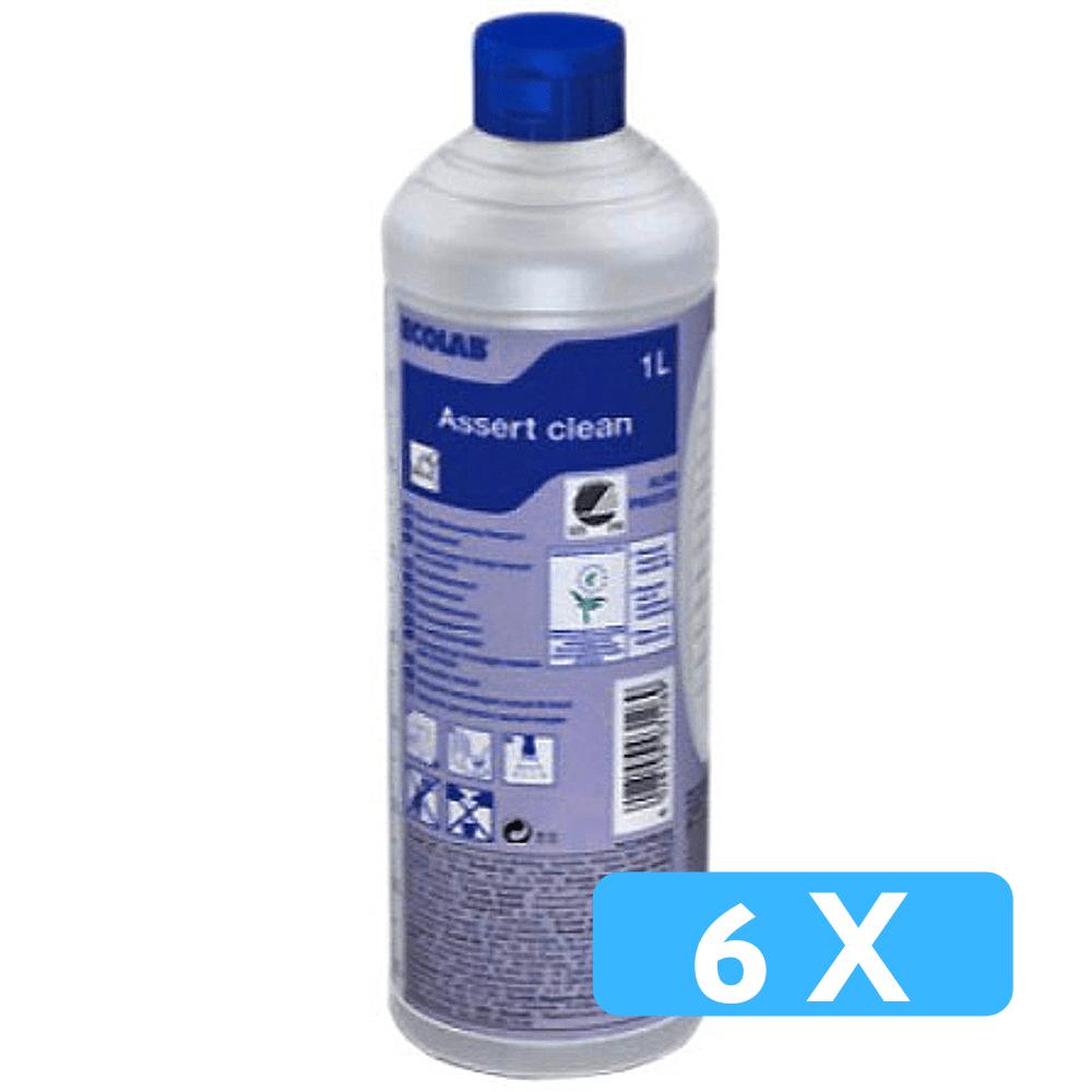 Ecolab Assert Clean afwasmiddel 6 x 1 liter