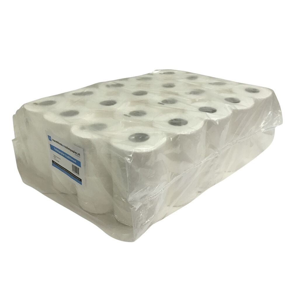4UStore | Toiletpapier | 2- laags recycled tissue | 40 rollen