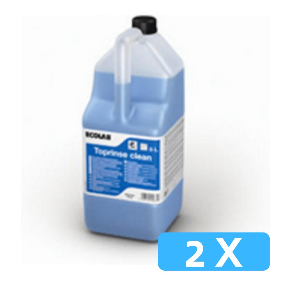 Ecolab | Toprinse clean eco | Naglans | Jerrycan 2 x 5 liter