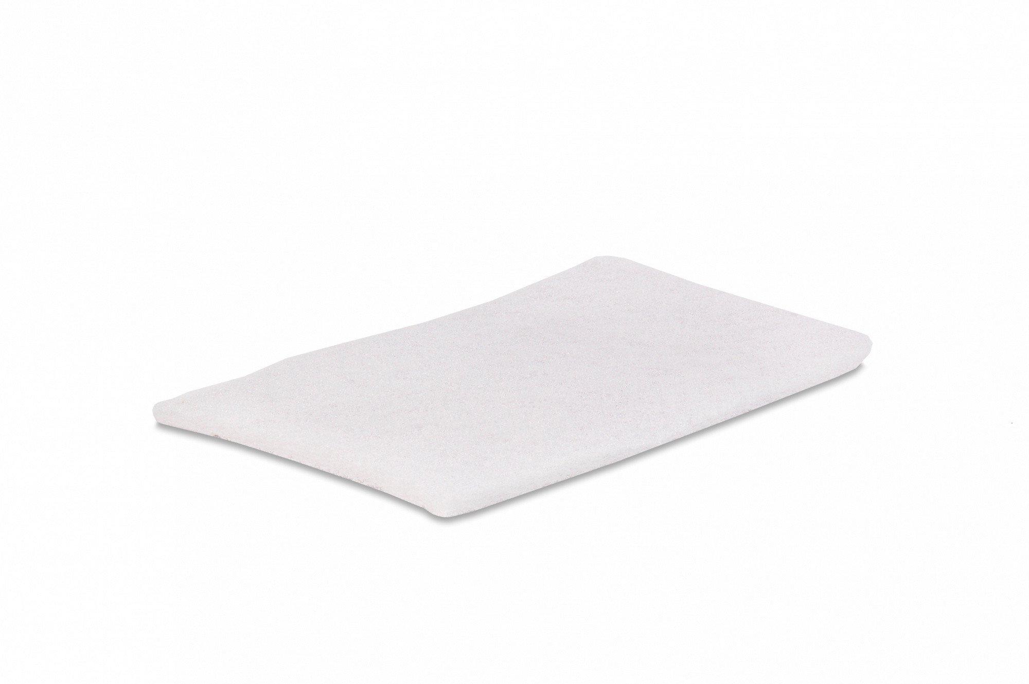 Wecoline | Schuurlapje | Wit | 150 x 230 mm | 10 stuks