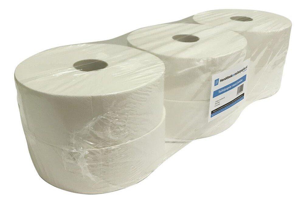4UStore | Maxi Jumborol | 2-laags recycled | 6 x 380 meter