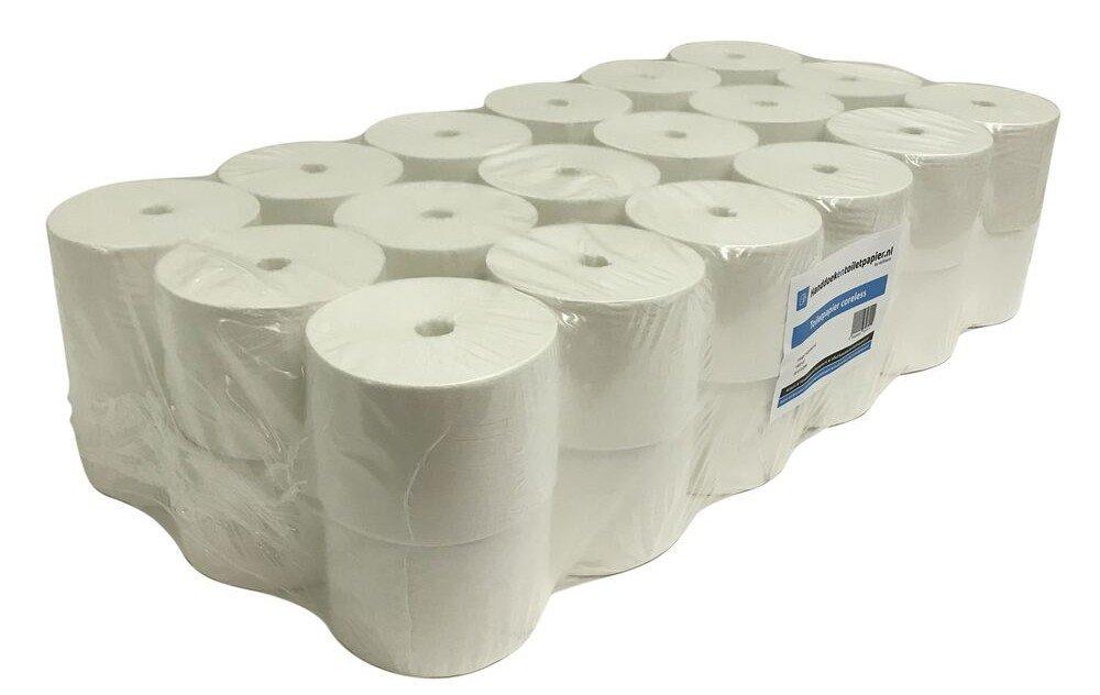 4UStore | Toiletpapier coreless | 1 -laags cellulose | 36 rollen