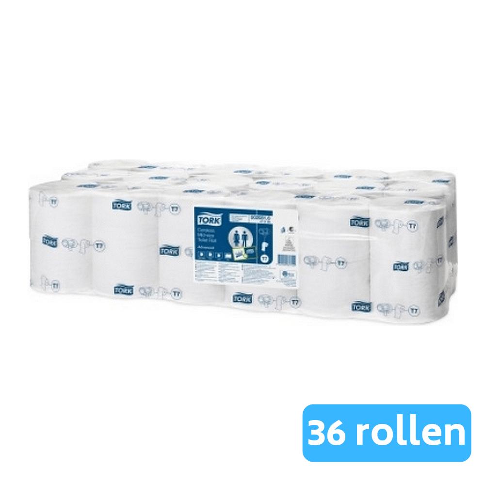 Lotus nextturn (tork T7) coreless toiletpapier 36x900v