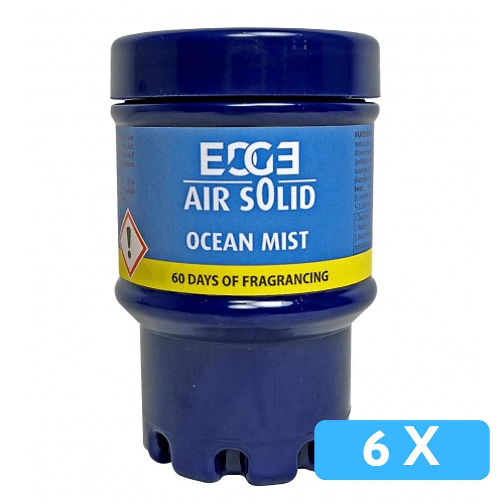Euro Products | Luchtverfrisser | Green Air | Ocean mist | Navulling: 6 stuks