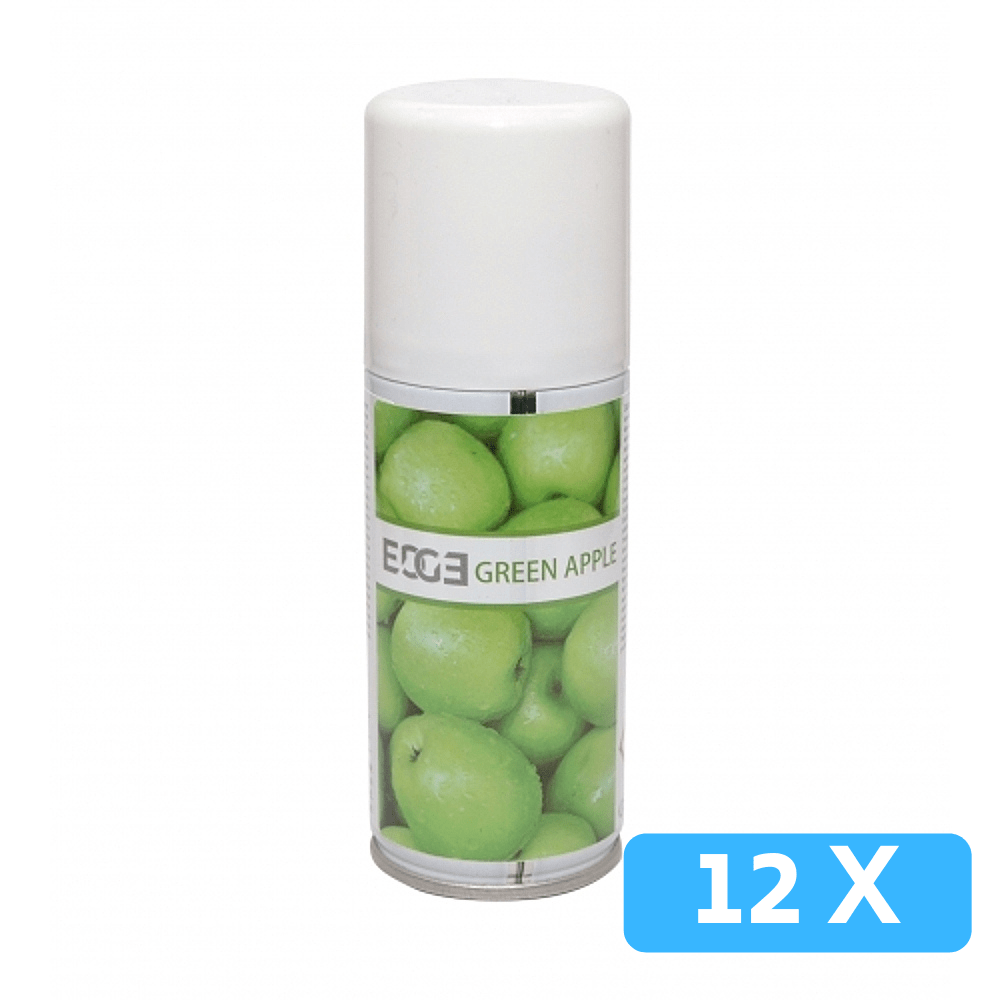Euro Products | Aerosol | Navulling: Apple green | Spray 12 x 100 ml