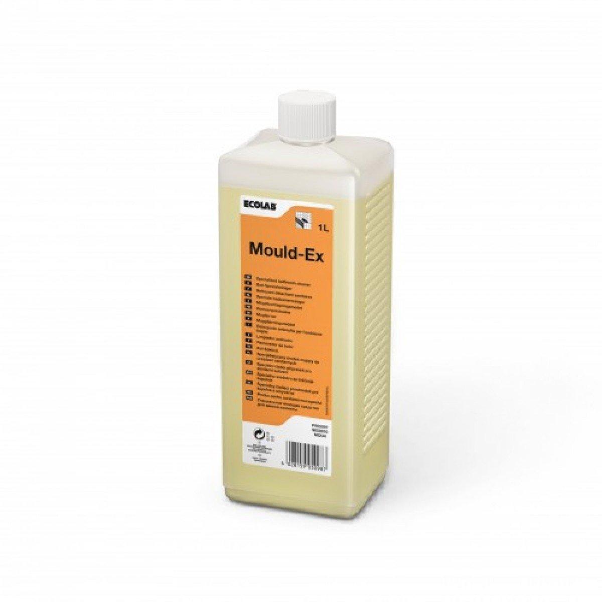Ecolab | Mould-ex | Schimmelverwijderaar | Fles 4 x 1 liter