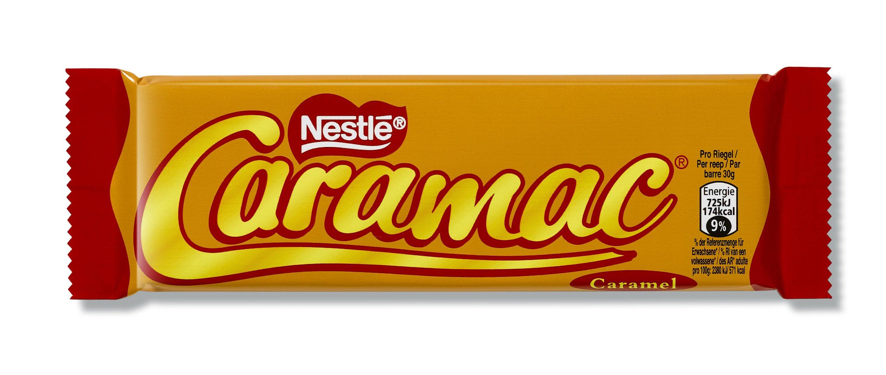 Nestlé   Caramac   Single   36 stuks