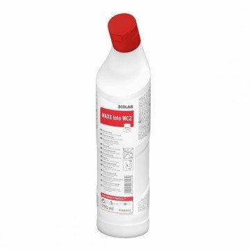 Ecolab | Maxx into WC2 | Sanitairreiniger | Fles 12 x 750 ml
