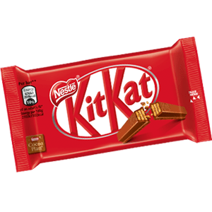 Kitkat   Klein 4- finger   Doos 36 stuks