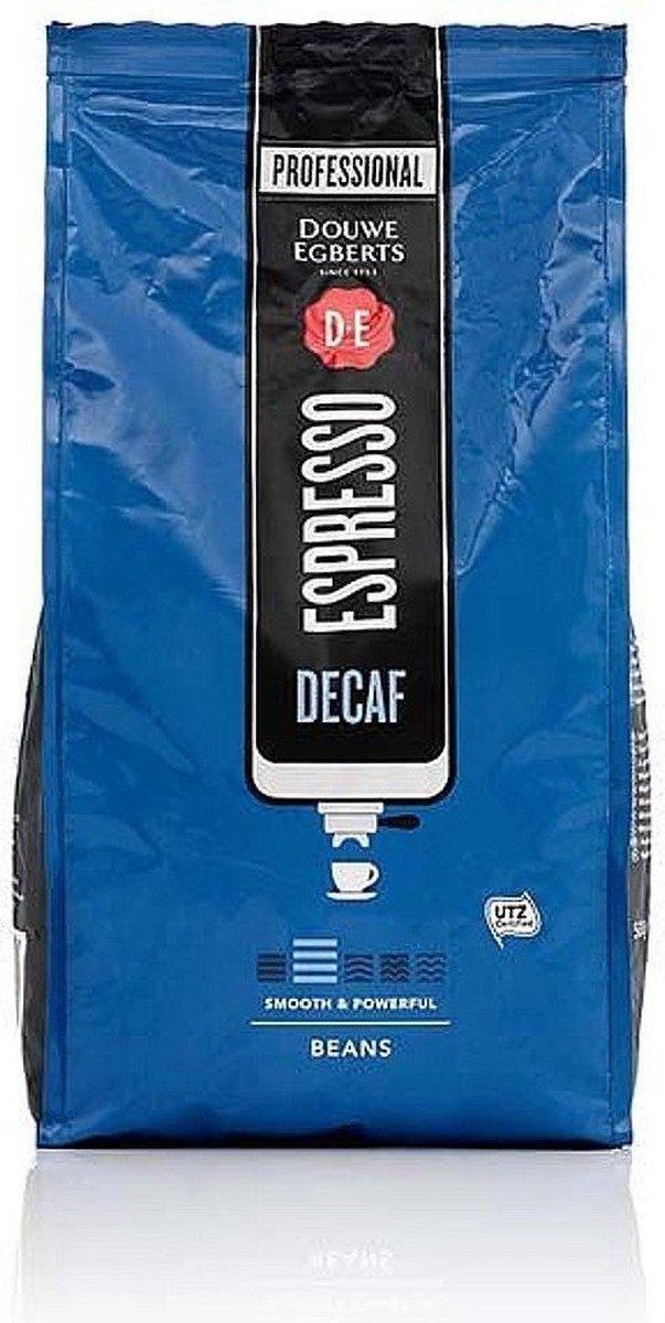 Douwe Egberts | Espresso Decafé | 6 x 500 gr