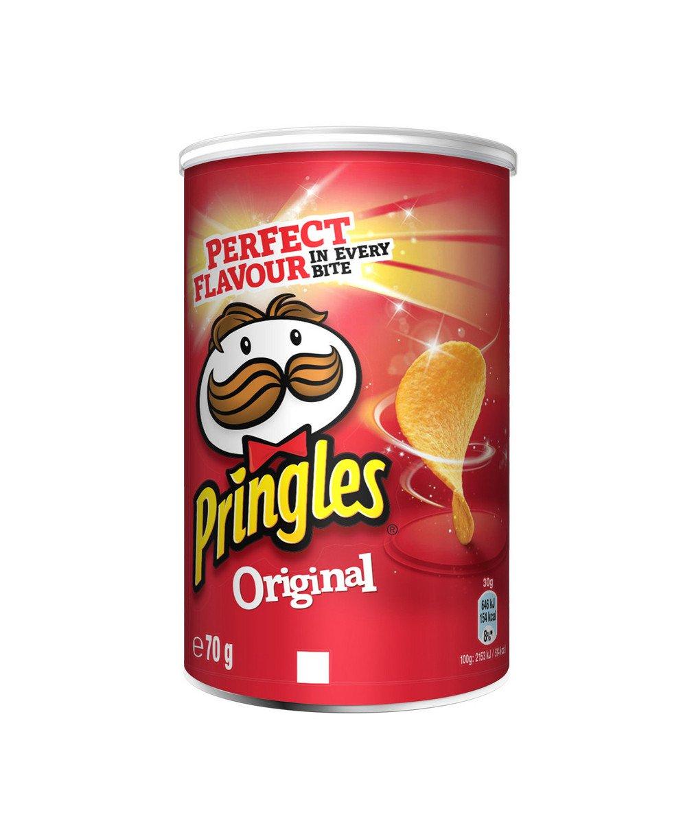 Pringles | Original | 12 x 70 gram