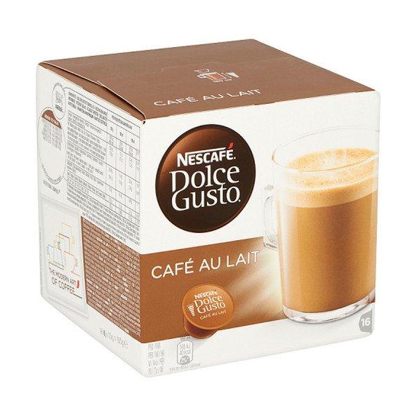 Dolce Gusto | Nescafé Cafe Au Lait | 3 x 16 cups