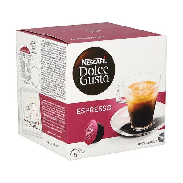 Dolce Gusto | Nescafé espresso | 3 x 16 Cups