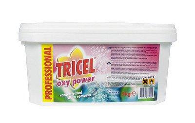 Tricel | Prof. Oxi power | Doos 2 x 5 kg