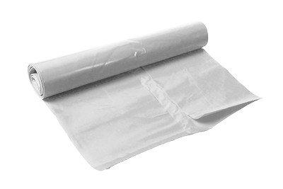 Afvalzak LDPE | Transparant | 60 x 70 cm | 500 stuks