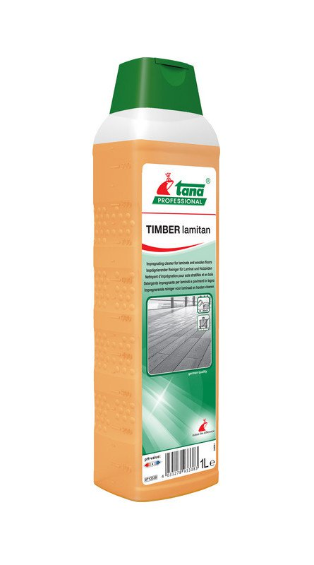 Green Care | Tana Timber Lamitan | Hout- en laminaatreiniger | Fles 10 x 1 liter