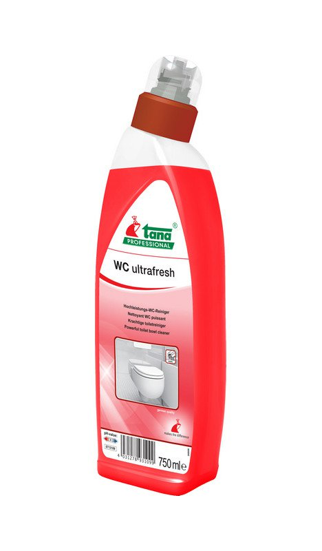 Green Care | Tana WC Ultrafresh | Fles 10 x 750 ml