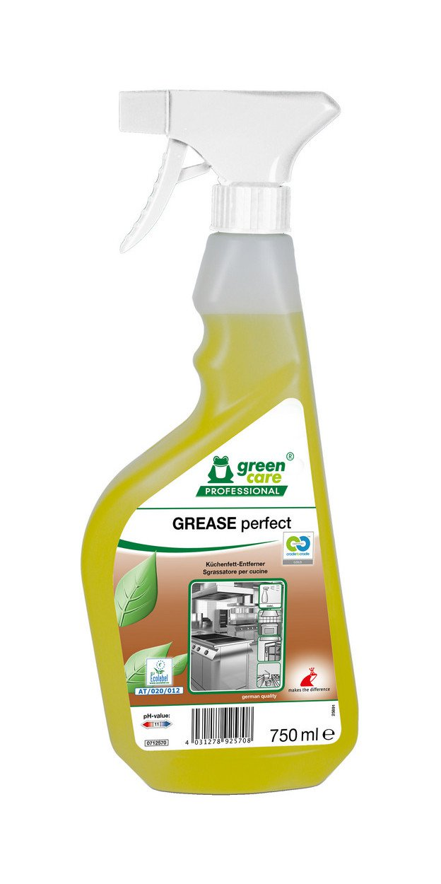 Green care | Grease perfect | Spray 10 x 750 ml