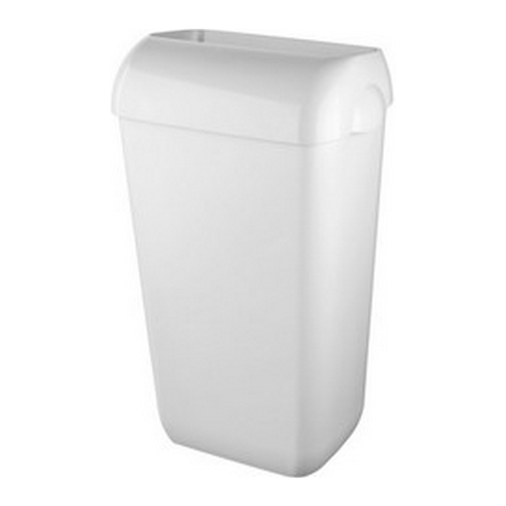 Satino afvalbak wit 43 liter 180259