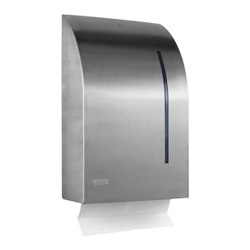 Satino handdoekdispenser RVS 180231