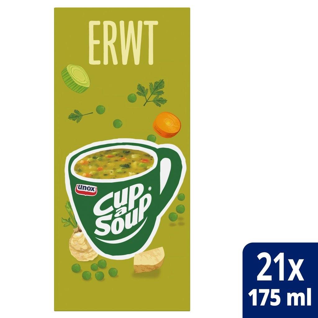 Cup-a-Soup | Erwt | 21 x 175 ml