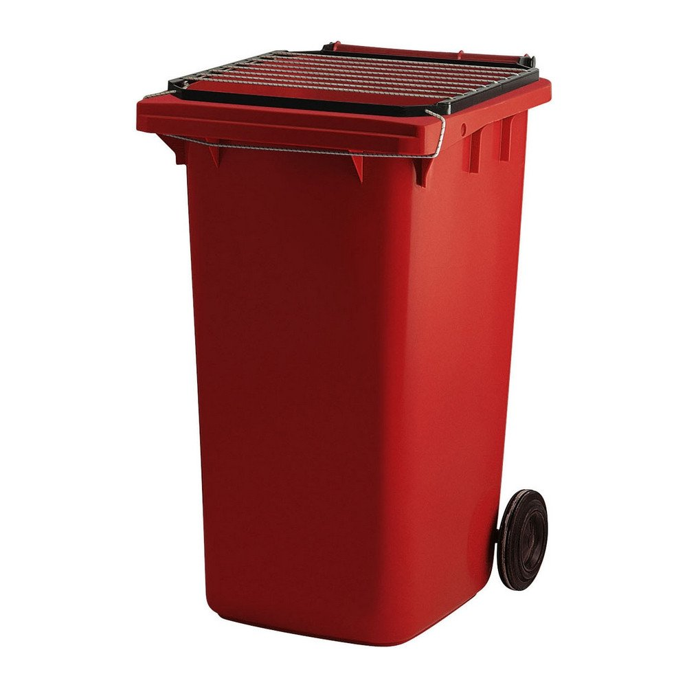 Foliestiek exclusief container 240 liter