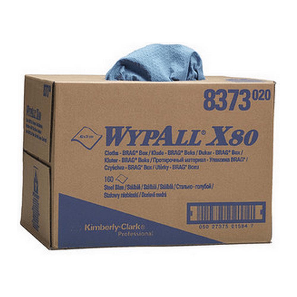 Wypall X80 8373020 poetsdoeken 160 stuks