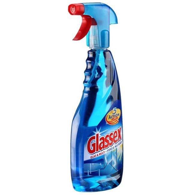 Glassex | Glasreiniger | Doos 12 x 750 ml