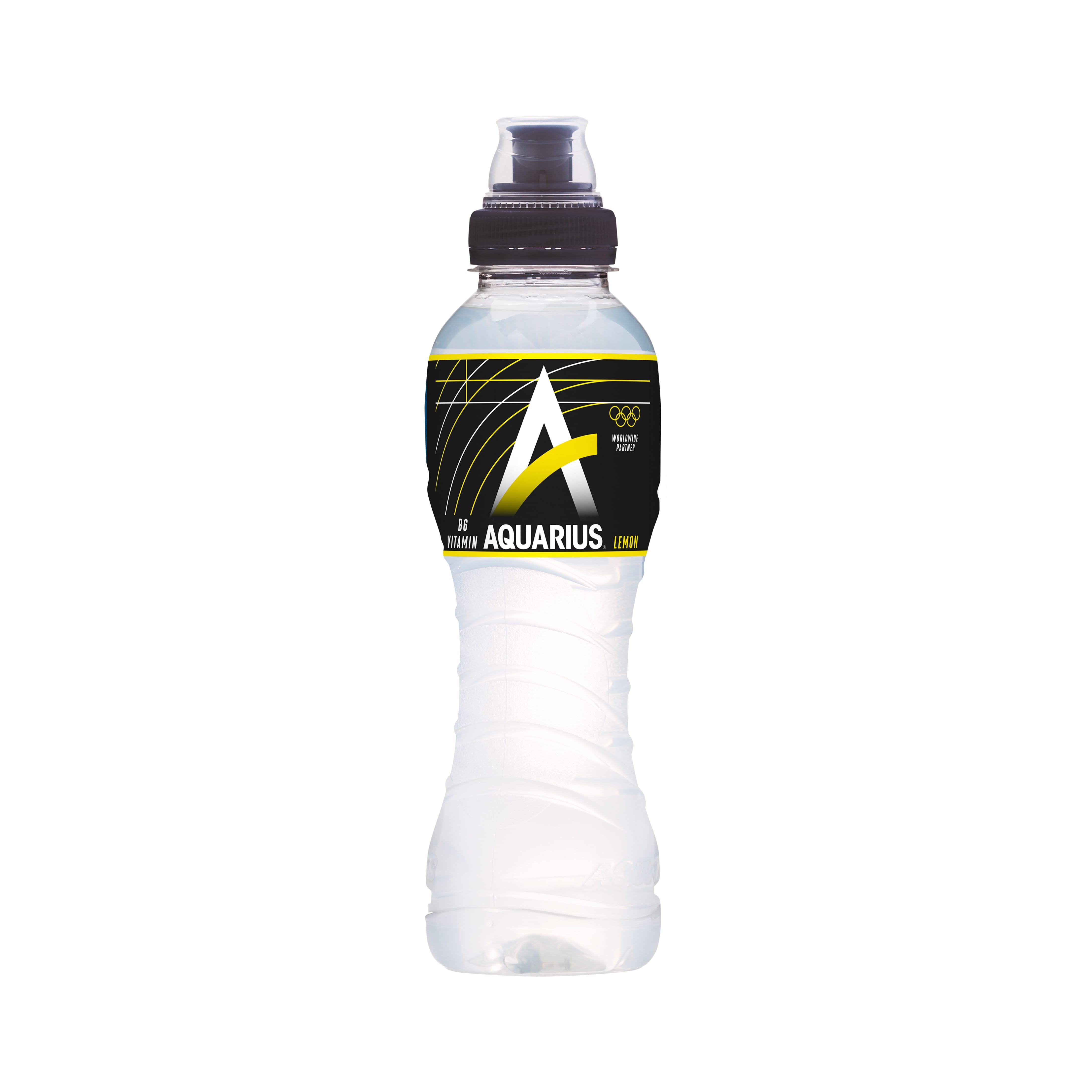 Aquarius Lemon   Petfles 12 x 0,5 liter