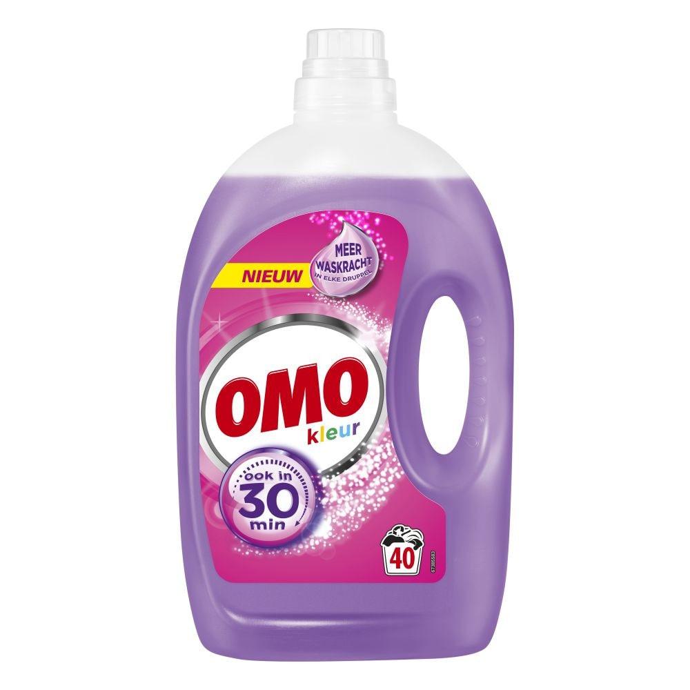OMO | Color Wasmiddel | Fles 5 liter