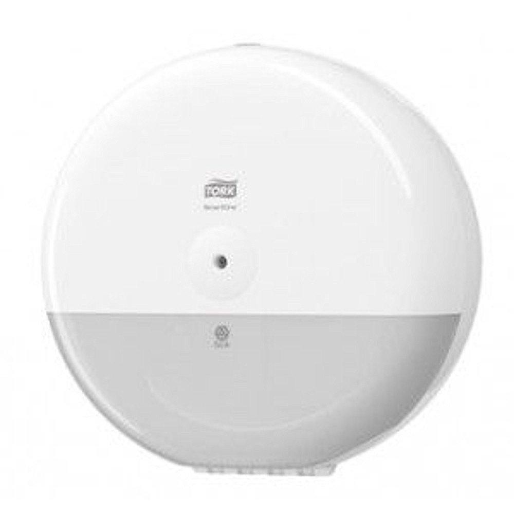 Tork SmartOne Toiletpapierdispenser wit-grijs T8