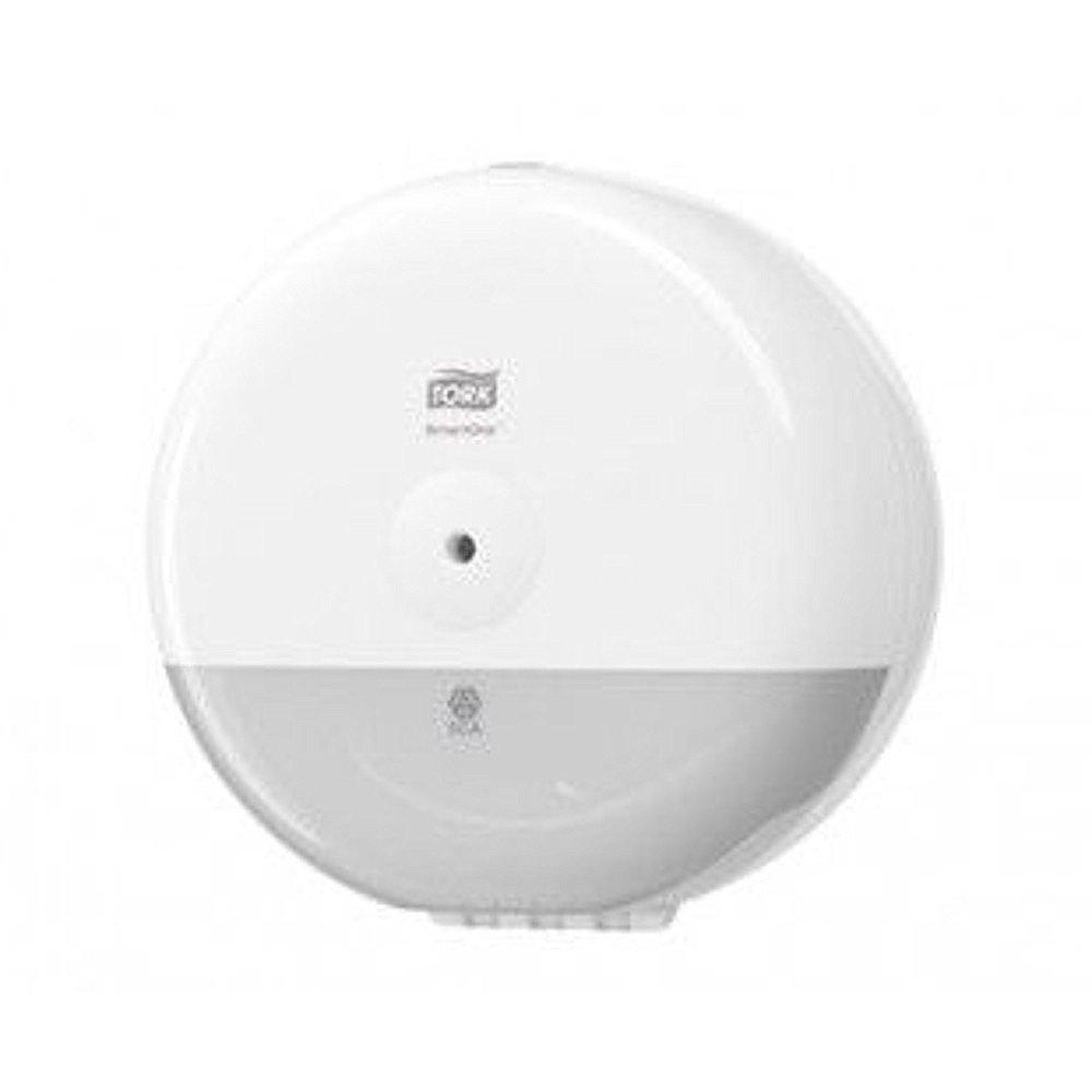 Tork Smartone Mini Toiletpapierdispenser wit-grijs T9