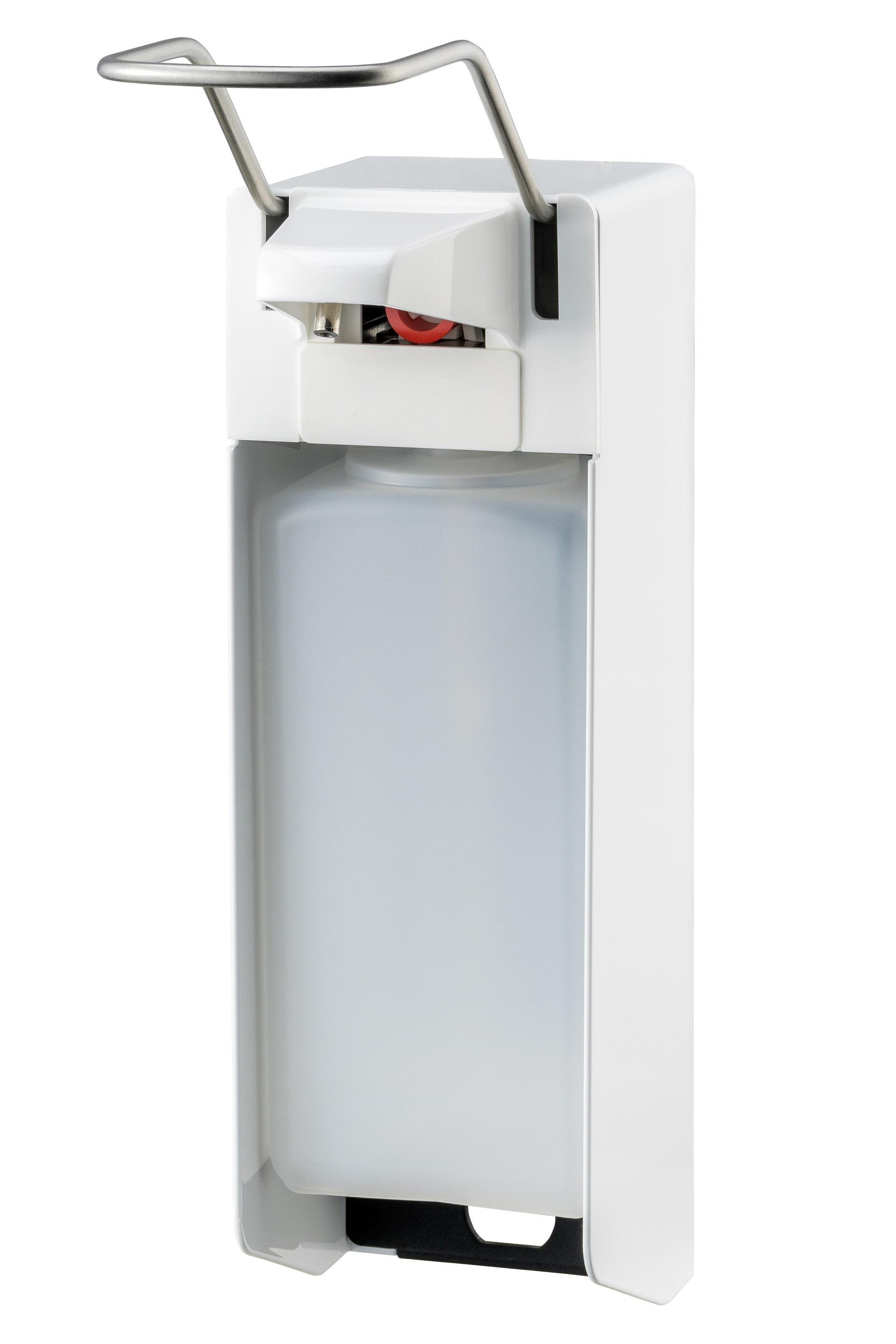 MediQoline Zeep- & Desinfectiemiddeldispenser 1000 ml Lange Beugel