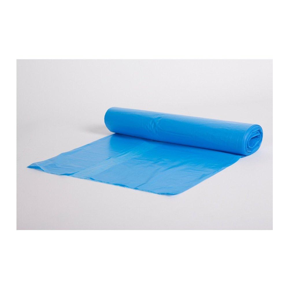 Afvalzak 80x110cm blauw T60 200st