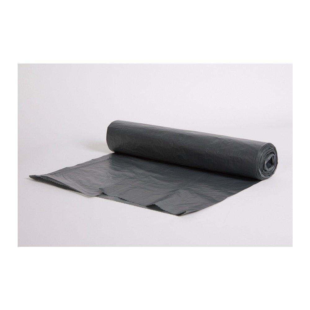 Afvalzak LDPE 90x125cm Zwart T60 à 100 stuks