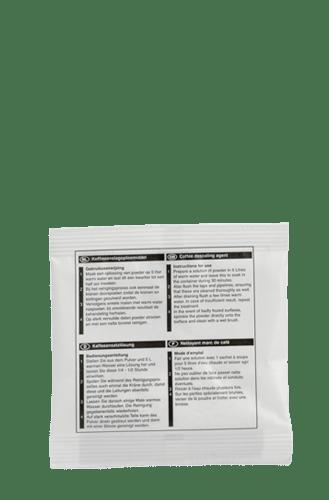 Animo | Oplosmiddel voor koffieaanslag | Doos 100 x 10 gram
