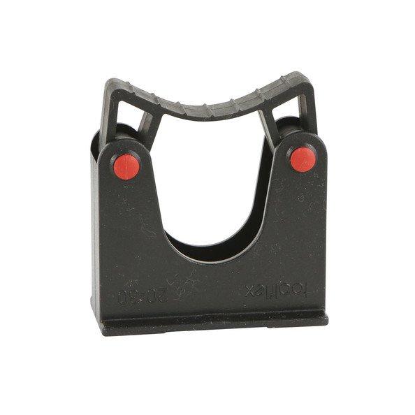 Betra | Toolflex Steelklem | Doorsnede: 20/30 mm | Zwart