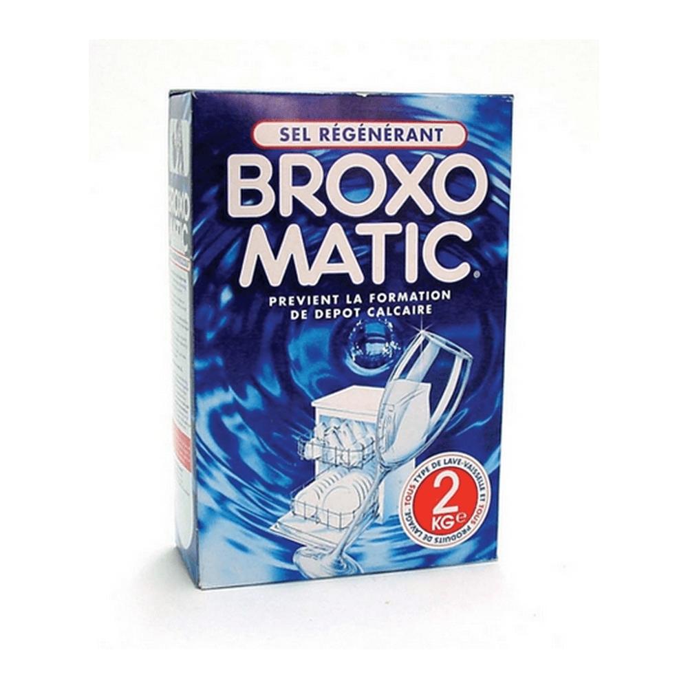 BroxoMatic | Onthardingszout | 6 x 2.2 kg