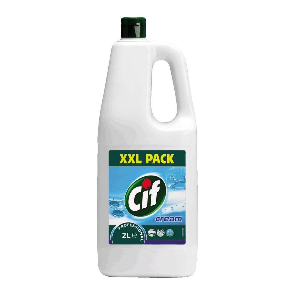 CIF | Schuurmiddel normaal | Fles 2 liter