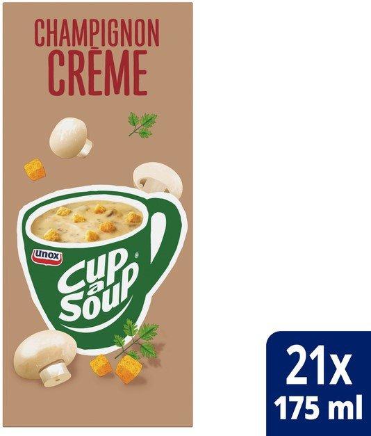 Cup-a-Soup   Champignoncrème   21 x 175 ml