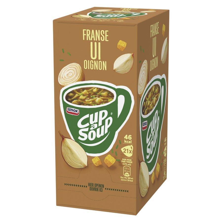 Cup-a-Soup | Franse Ui | 21 x 175 ml
