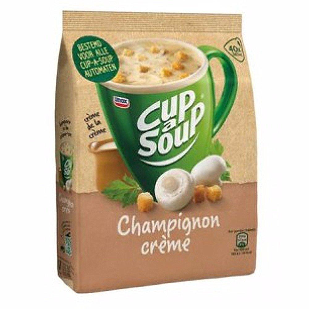 Unox | Cup-a-Soup vending | Champignon | Zak 4 x 40