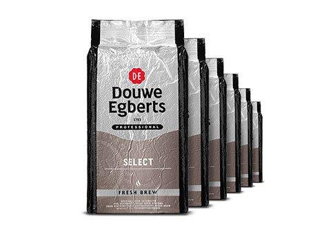 Douwe Egberts   Fresh Brew Select   6 x 1 kg