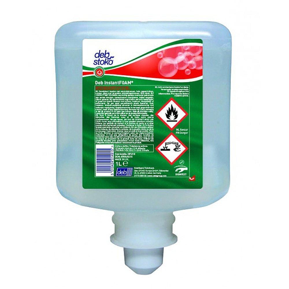 DEB | Instant Foam Desinfectie | 6 x 1 liter