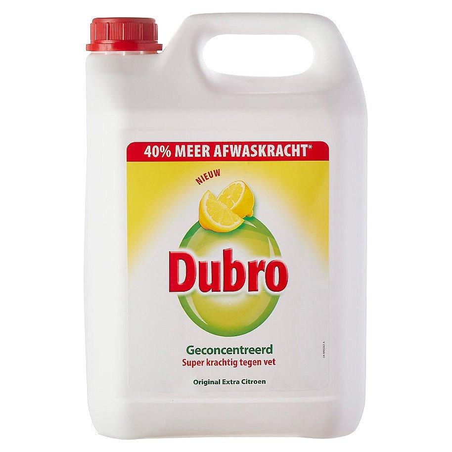 Dubro handafwasmiddel 5 liter